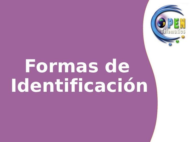 Biometria de Huella Dactilar - Dactiloscopia Slide 3