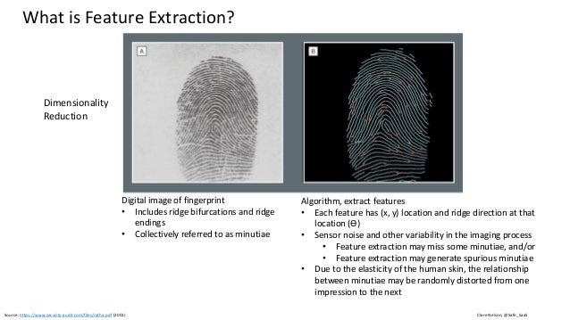 Clare Nelson, @Safe_SaaS Typically, Images Are Not Saved Source: http://www.bioelectronix.com/what_is_biometrics.html Digi...