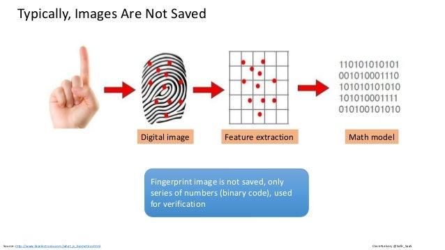 Clare Nelson, @Safe_SaaS Categories of Biometrics Biological Biometrics (Physical) Behavioral Biometrics Graphic: http://t...