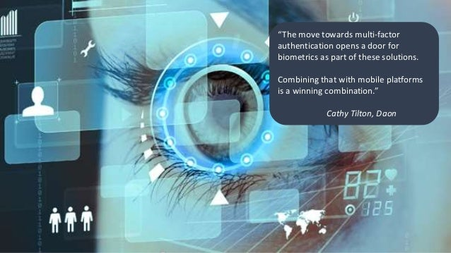 Biometrics and Multi-Factor Authentication, The Unleashed Dragon