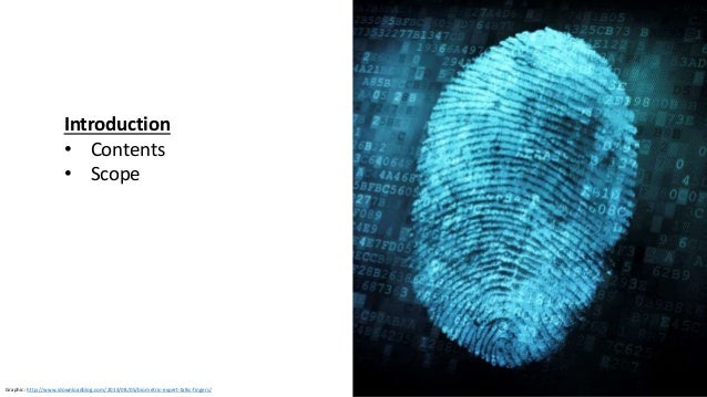 Clare Nelson, @Safe_SaaS Contents Biometric Recognition for Multi-Factor Authentication 1. Biological and Behavioral Biome...