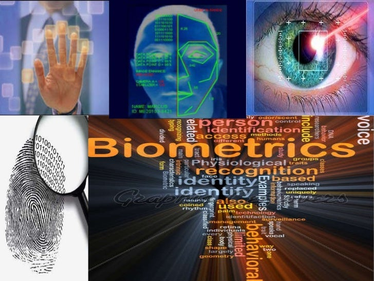 Biometric's final ppt