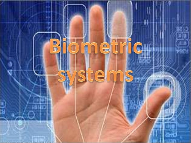 What is biometric ? • Biometrics is the technology, which uses various individualistic attributes of a person to verify hi...