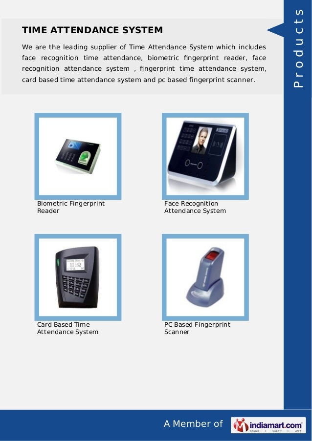 Digital Identification Systems, Pune, Time Attendance System