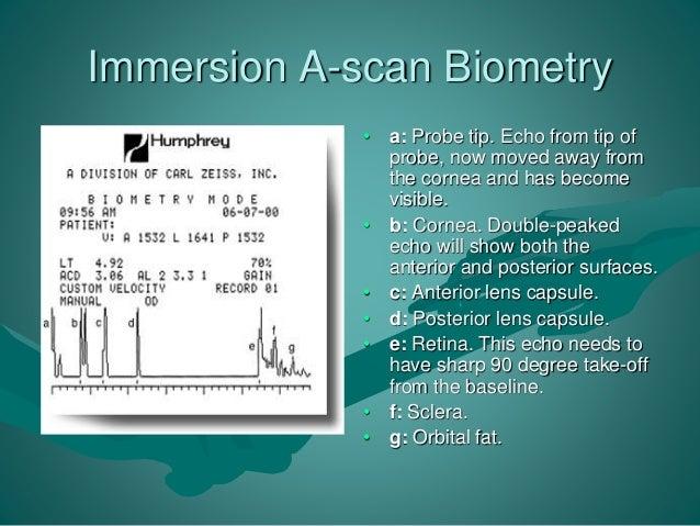 Biometry Instruments Amp Equipment