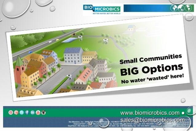 www.biomicrobics.comwww.biomicrobics.com ●● sales@biomicrobics.comsales@biomicrobics.com 1