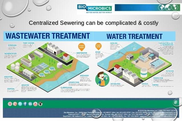 Bio Microbics Small Communities Big Options Quot No Water