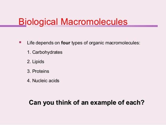 Biomolecules