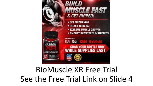 biomuscle xr free trial