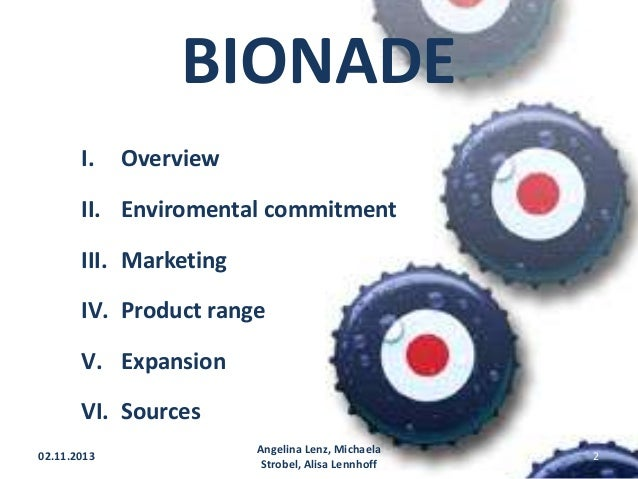 marketing bionade case Basics of marketing management  super dry cali ice gold eagle bionade wines and spirits ginebra san miguel  case-analysis-guidelines-march-2017pdf.