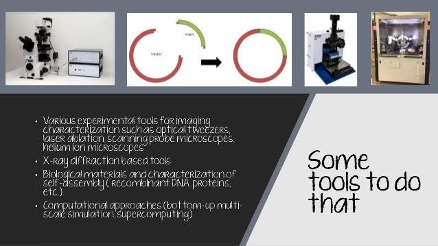 Bionanotechnology #SciChallenge2017