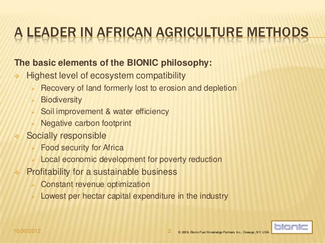 integrated farming business plan