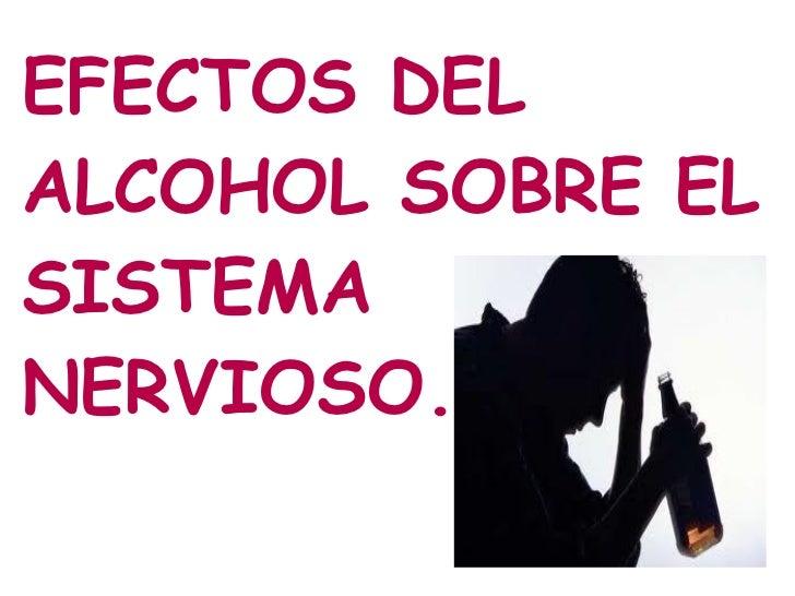 El alcoholismo la dependencia química