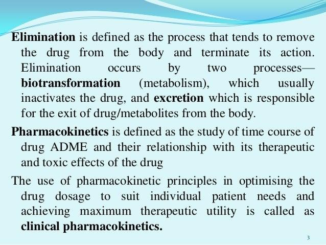 Biopharmaceutics: Mechanisms of Drug Absorption Slide 3