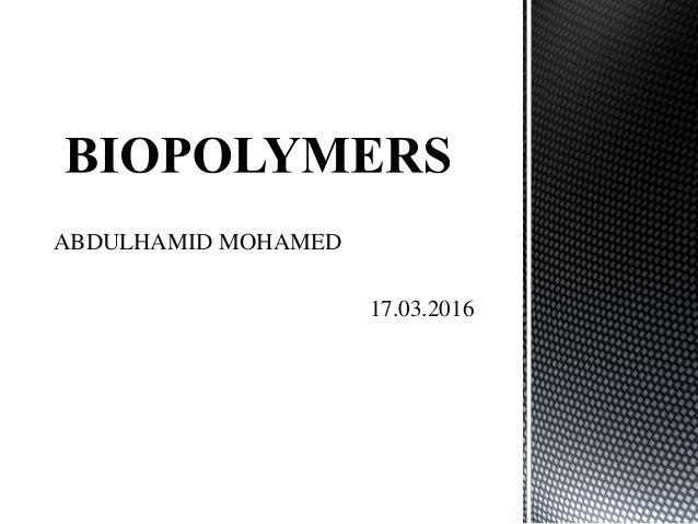 ABDULHAMID MOHAMED 17.03.2016