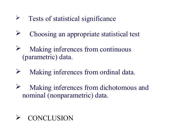 Biostatistics Hypothesis Testing Ppt
