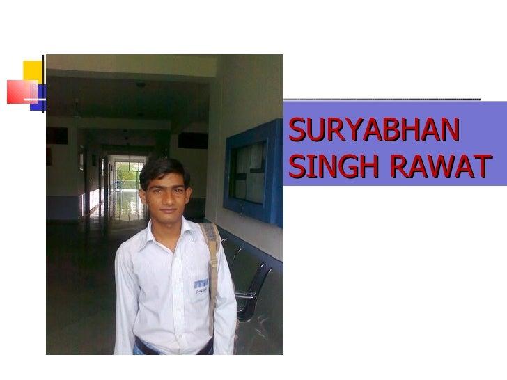 SURYABHANSINGH RAWAT
