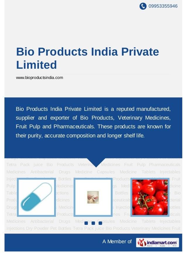 Bio Products India Private Limited, Bengaluru, Human