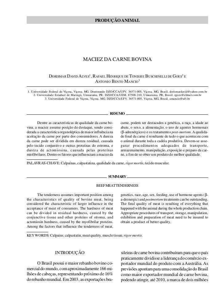 Ciência Animal Brasileira v. 6, n. 3, p. 135-149, jul./set. 2005                      135                                 ...