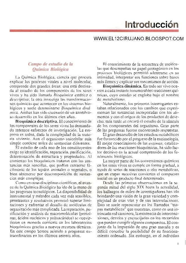 Bioquimica -Antonio Blanco- Slide 3