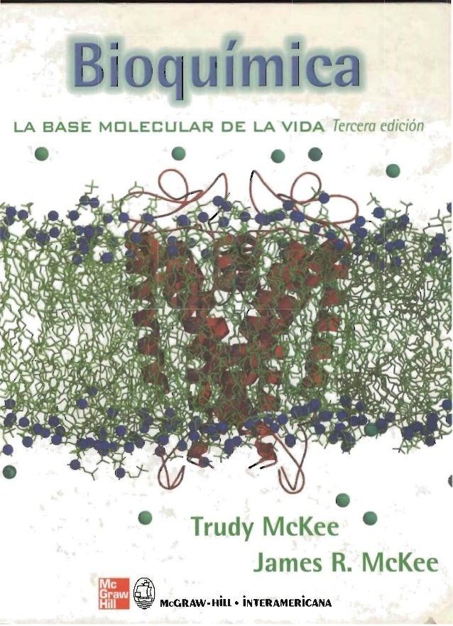 BIOQUIMICA MCKEE 5TA EDICION PDF
