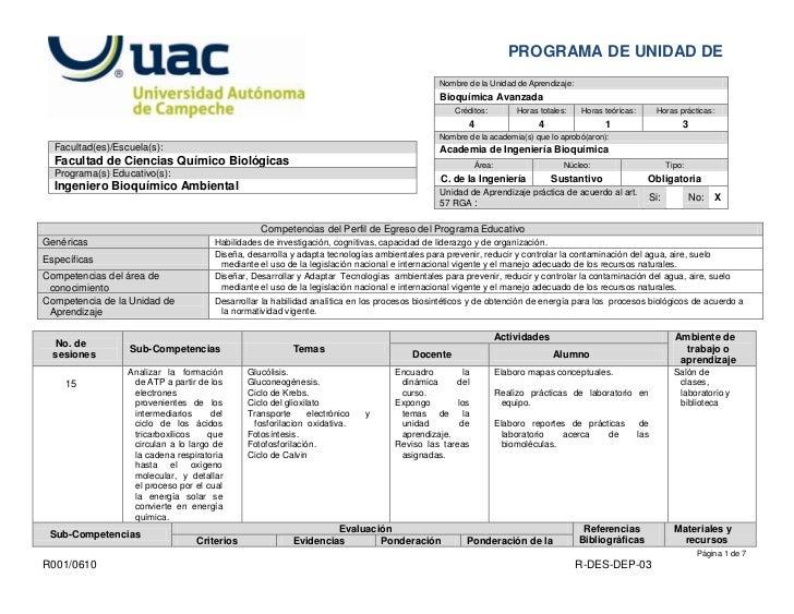 Bioquimica avanzada amb sem ene-jul 2012