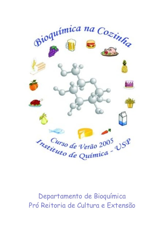 Departamento de BioquímicaPró Reitoria de Cultura e Extensão