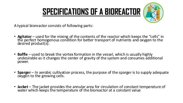 MODELLING OF BIO-REACTOR • Mathematical models act as an important tool in various bio-reactor applications including wast...