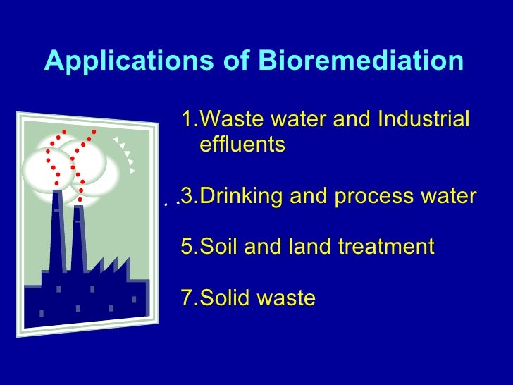 application of bioremediation on solid waste management