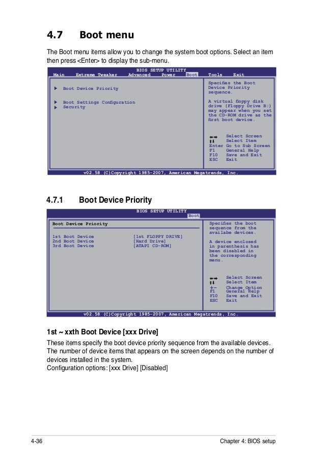 Graphic showing BIOS Setup Utility  PCI   Advance PCI Settings