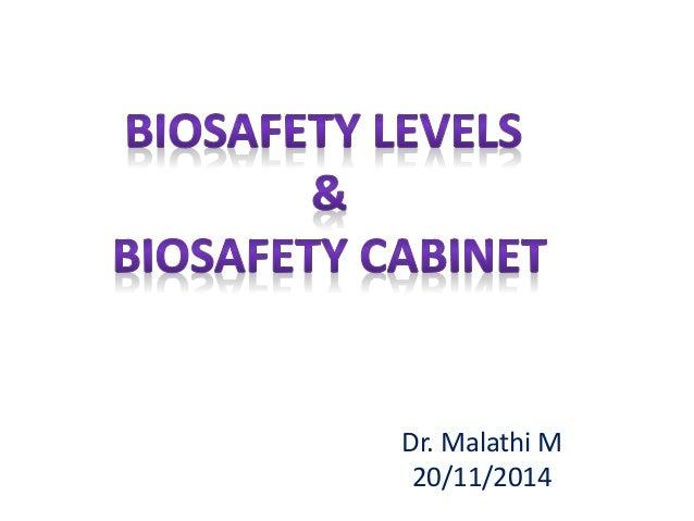 Dr. Malathi M 20/11/2014