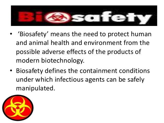Biosafety Slide 2
