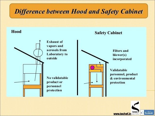 Biosafety Level And Biosafety Cabinets