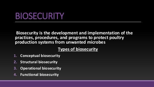 Biosecurity in hatchery Slide 2