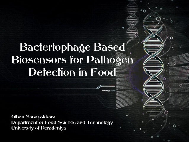 """Why detection of micro organisms in food is important? """"2.2 million people die annually due to food and water borne illnes..."""