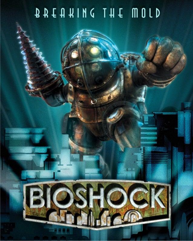 Bioshock Breaking The Mold Artbook