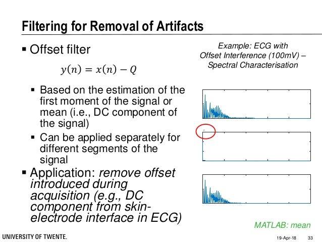 Signal Smoothing Matlab