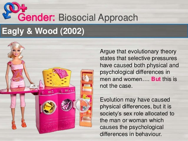 biosocial theory of gender d ment A biosocial developmental model of borderline personality: elaborating and extending linehan's theory  our elaboration of linehan's biosocial theory .