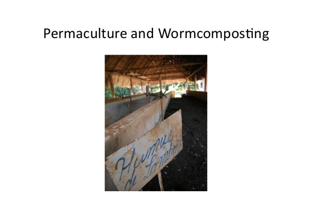 PermacultureandWormcompos1ng