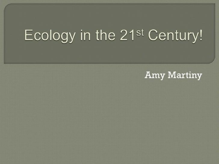 Amy Martiny