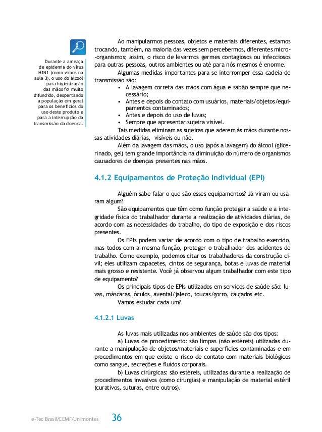 e27aec9ef91e4 Biossegurança controle infecções servicos saude