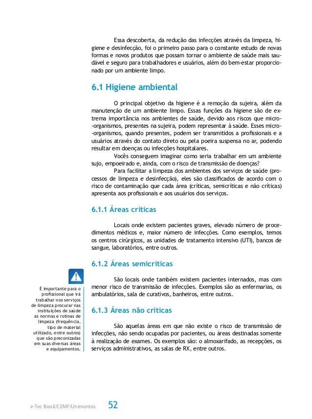 Biossegurança controle infecções servicos saude 9fe78b57f8