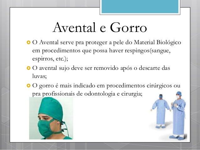 531a687826ed1 Biossegurança na enfermagem