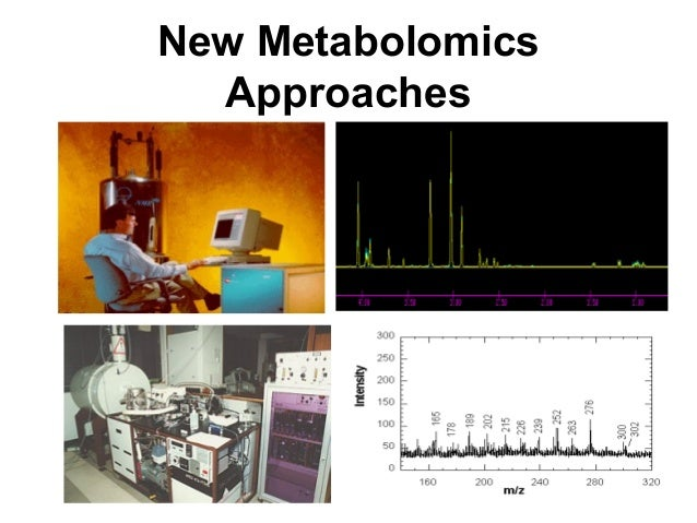 New Metabolomics Approaches