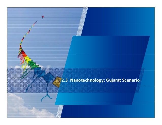 Vibrant Gujarat Summit Profile For Biotechnology And Nano