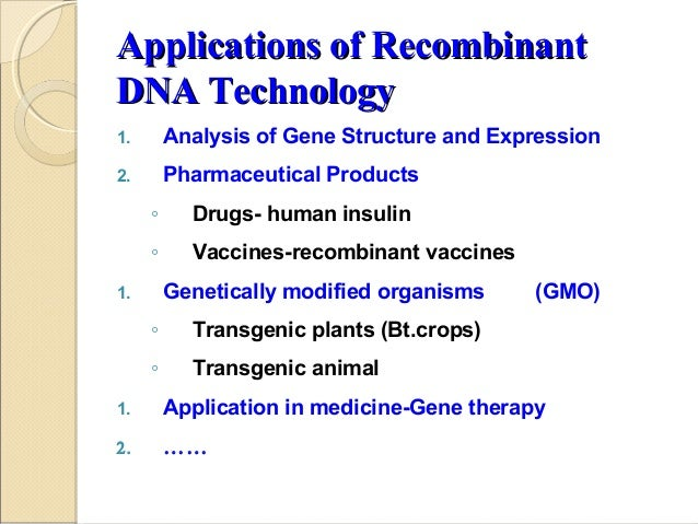 biotechnology and its applications Biotechnology, is the application of modern  because of its association with  reduced energy consumption,  up industrial application of biotechnology these.