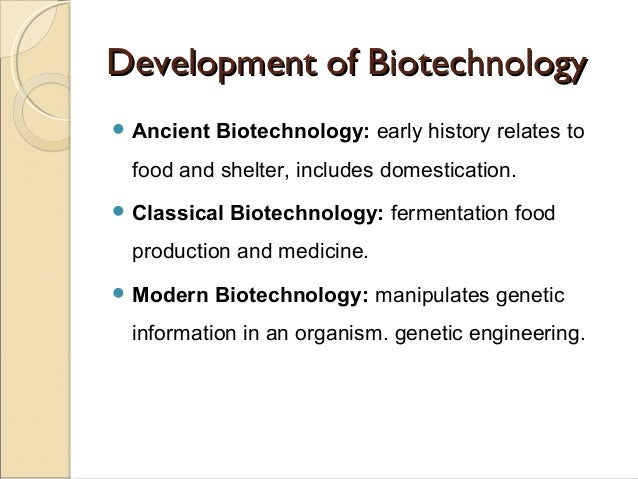 biotechnology applications The slide shares about some of the applications of biotechnology in medical feild hope it'll be usefull to you.