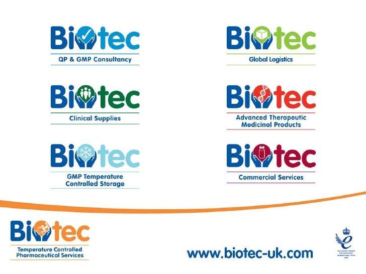 Biotec Presentation 27 March 2012