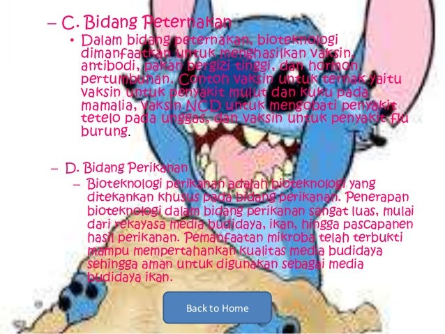 Bioteknologi Materi Ipa Bab 6 Kelas 9 Oleh Dheanti Oky Dkk Kelas 9c