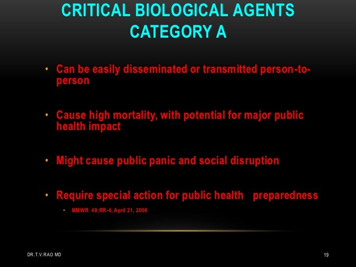 Nipah virus and the potential for bioterrorism